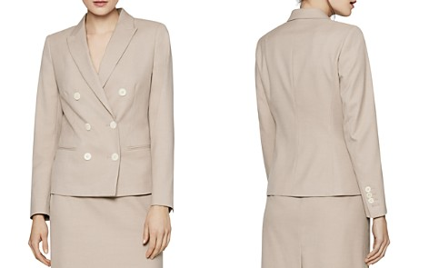 REISS Maddox Double-Breasted Blazer - Bloomingdale's_2