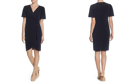 CATHERINE Catherine Malandrino Nyla Twist-Front Dress - Bloomingdale's_2