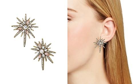 BAUBLEBAR Genesis Pavé Starburst Stud Earrings - Bloomingdale's_2