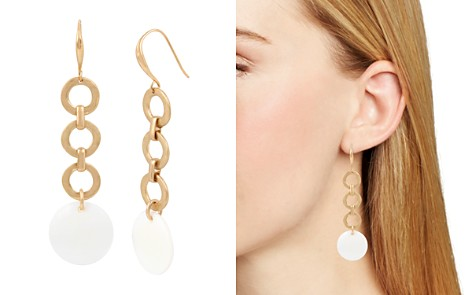 Robert Lee Morris Soho Two-Tone Linear Ring Drop Earrings - Bloomingdale's_2