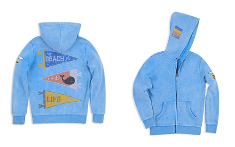 Butter Boys' Mineral-Wash Beach Life Hoodie - Big Kid - Bloomingdale's_2