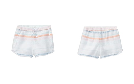 Polo Ralph Lauren Girls' Striped Cotton Gauze Shorts - Little Kid - Bloomingdale's_2
