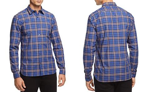 Burberry Alexander Plaid Button-Down Shirt - Bloomingdale's_2