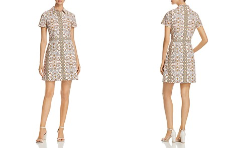 Tory Burch Port Printed Shirt Dress - Bloomingdale's_2