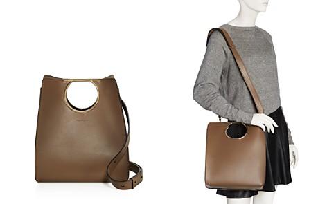 Salvatore Ferragamo Medium Top Handle Leather Tote - Bloomingdale's_2