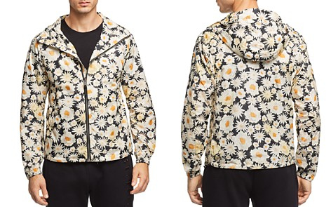 Burberry Fullerton Daisy Print Hooded Jacket - Bloomingdale's_2