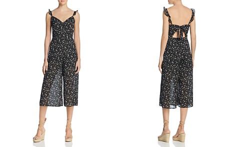 Re:Named Cropped Wide-Leg Floral Jumpsuit - Bloomingdale's_2