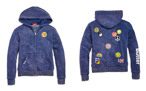 Butter Girls' Americana Patches Hoodie - Big Kid - Bloomingdale's_2