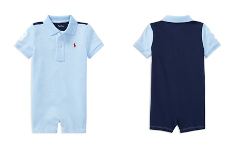 Ralph Lauren Boys' Contrast Polo Shortall - Baby - Bloomingdale's_2