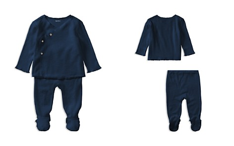 Ralph Lauren Boys' Terry Knit Shirt & Footie Pants Set - Baby - Bloomingdale's_2