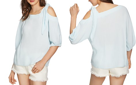 1.STATE Asymmetric Cold-Shoulder Top - Bloomingdale's_2