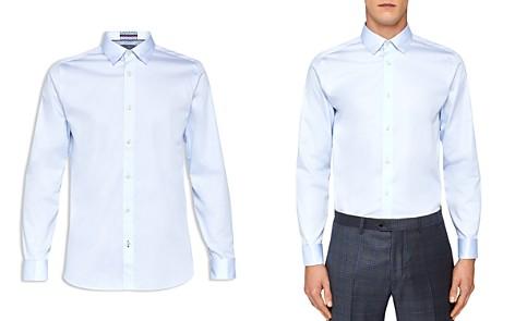 Ted Baker Romeio Satin Stretch Phormal Regular Button-Down Shirt - Bloomingdale's_2
