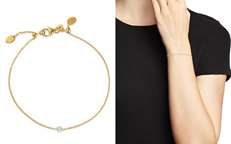AeroDiamonds 18K Gold Solo Diamond Bracelet - Bloomingdale's_2