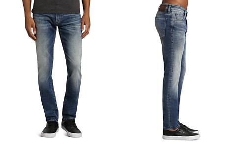 Mavi Jake Slim Fit Jeans in Authentic Vintage - Bloomingdale's_2