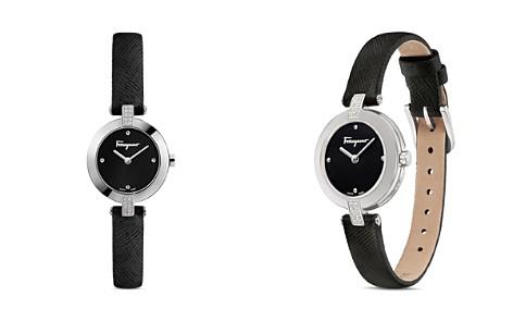 Salvatore Ferragamo Miniature Diamond Watch, 26mm - Bloomingdale's_2