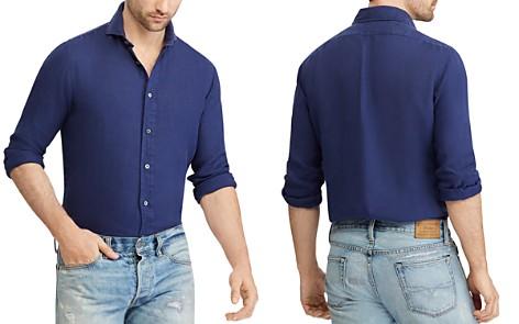 Polo Ralph Lauren Linen Classic Fit Button-Down Shirt - Bloomingdale's_2