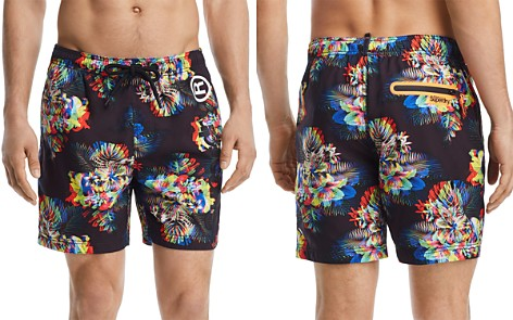 Superdry Fluo Neo Swim Trunks - 100% Exclusive - Bloomingdale's_2