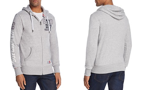 Superdry Orange Label Lite Logo Zip Hoodie - Bloomingdale's_2