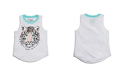CHASER Girls' Sequin Tiger Tank - Little Kid, Big Kid - Bloomingdale's_2