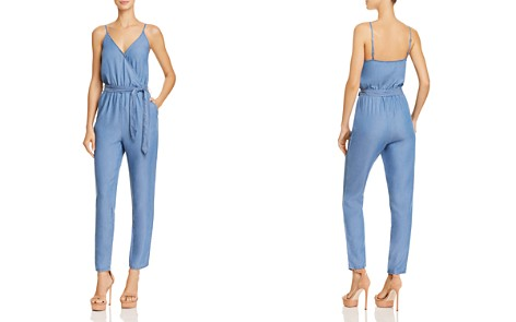 Do and Be Crossover Chambray Jumpsuit - Bloomingdale's_2