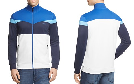 BOSS Green Skarley Color-Block Track Jacket - Bloomingdale's_2