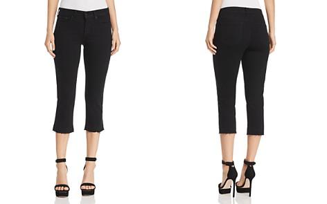 NYDJ Released Hem Skinny Capri Jeans in Black - Bloomingdale's_2