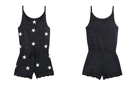 So Nikki... Girls' Star-Print Romper - Big Kid - Bloomingdale's_2