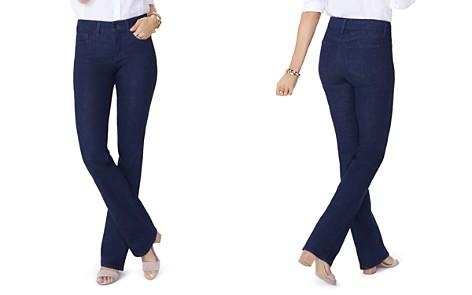 NYDJ Petites Barbara Bootcut Jeans in Rinse - Bloomingdale's_2