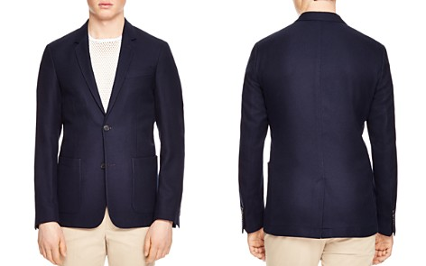 Sandro Blazer Slim Fit Sport Coat - Bloomingdale's_2