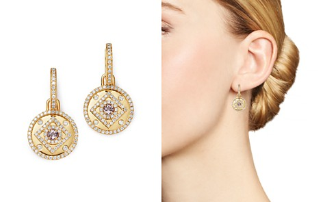 Kiki McDonough 18K Yellow Gold Jemima Amethyst & Diamond Drop Earrings - Bloomingdale's_2