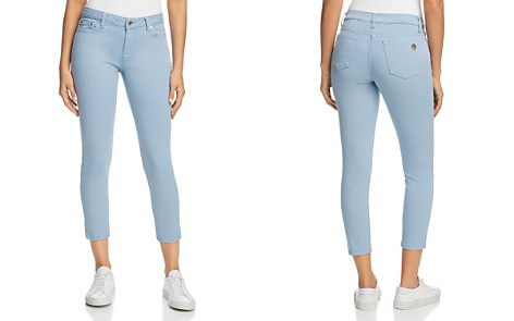 MICHAEL Michael Kors Izzy Ankle Skinny Jeans in Chambray - Bloomingdale's_2