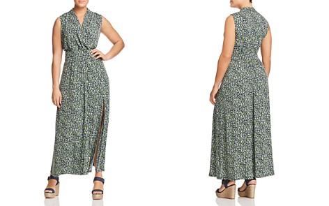MICHAEL Michael Kors Plus Ditsy Floral-Print Maxi Dress - Bloomingdale's_2