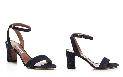 Tabitha Simmons Women's Leticia Denim Ankle Strap High-Heel Sandals - 100% Exclusive - Bloomingdale's_2