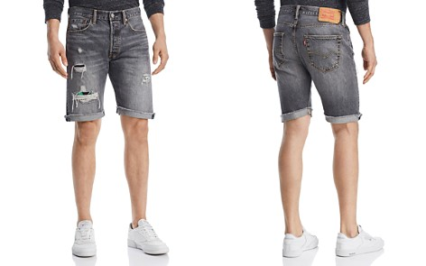LEVI'S 501 Destroyed Cutoff Shorts - Bloomingdale's_2
