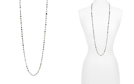 "Ela Rae Diana Coin Beaded Chain Necklace, 42"" - Bloomingdale's_2"