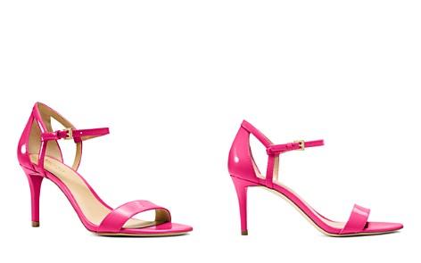 MICHAEL Michael Kors Women's Simone High-Heel Ankle Strap Sandals - Bloomingdale's_2
