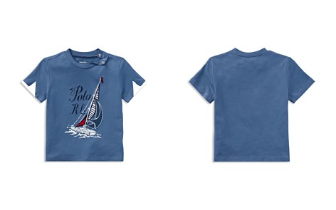 Ralph Lauren Boys' Sailboat Graphic Tee - Baby - Bloomingdale's_2