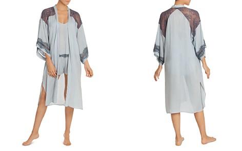Midnight Bakery Striped Kimono - Bloomingdale's_2