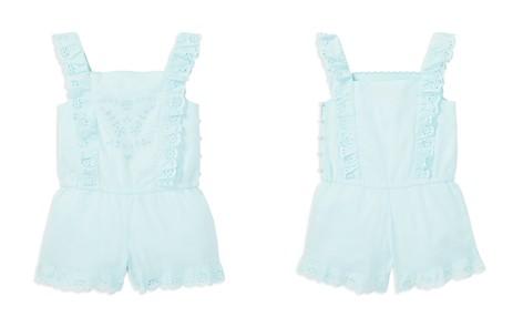 Polo Ralph Lauren Girls' Cotton Eyelet Romper - Little Kid - Bloomingdale's_2