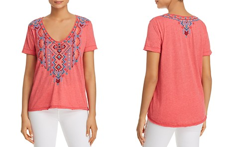 Johnny Was Sonoma Everyday Embroidered Tee - Bloomingdale's_2