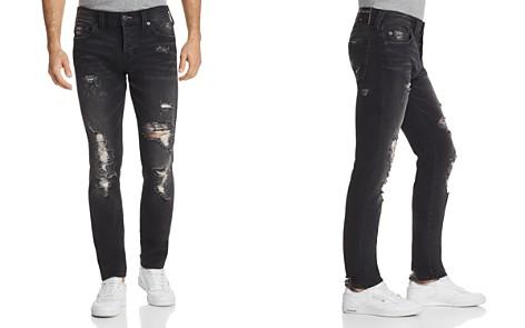 True Religion Rocco Slim Fit Jeans in Dark Streets - Bloomingdale's_2