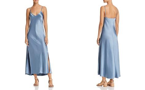 Theory Satin Slip Dress - Bloomingdale's_2