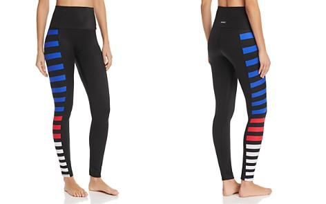 K-Deer Color-Block Side-Stripe Ankle Leggings - 100% Exclusive - Bloomingdale's_2