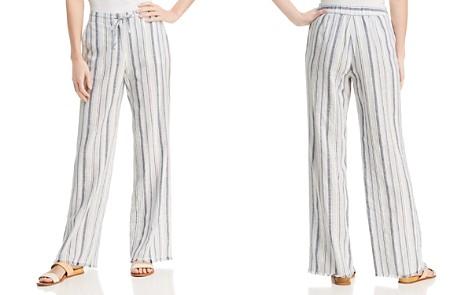 NIC+ZOE Morning Stroll Striped Pants - Bloomingdale's_2