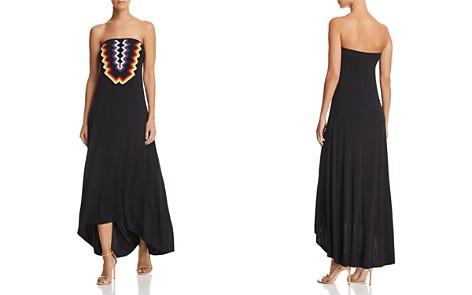 Ramy Brook Dillon Crochet-Detail Maxi Dress - Bloomingdale's_2