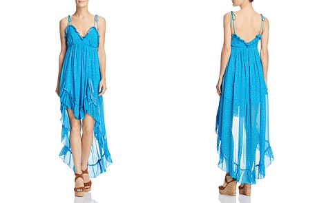 Karina Grimaldi Saralyn Printed Ruched Maxi Dress - Bloomingdale's_2