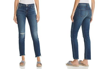 J Brand Maude Skinny Jeans in Persuade - Bloomingdale's_2