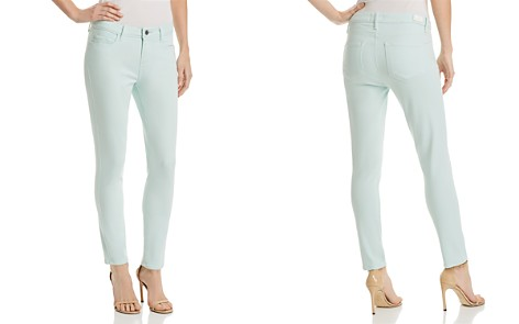 PAIGE Verdugo Crop Straight Jeans in Vintage Sea Breeze - 100% Exclusive - Bloomingdale's_2