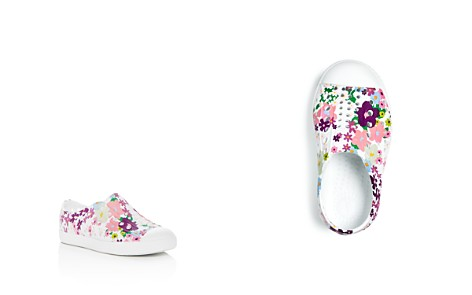 Native Girls' Jefferson Daisy Perforated Slip-On Sneakers - Walker, Toddler, Little Kid - Bloomingdale's_2