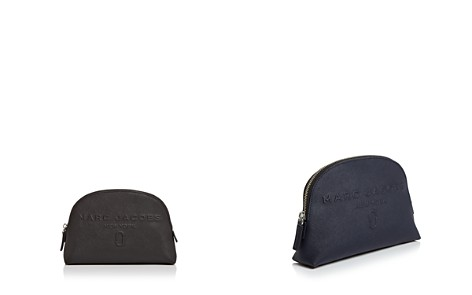 MARC JACOBS Dome Leather Cosmetic Bag - Bloomingdale's_2